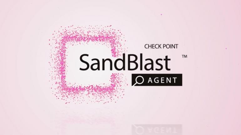 Présentation de Check Point SandBlast Agent