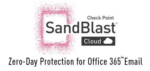 Présentation de Check Point SandBlast Cloud