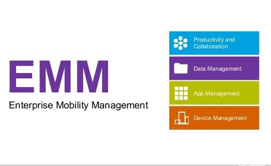 Enterprise Mobility Management (EMM): sécuriser les données d'entreprise sur les appareils mobiles