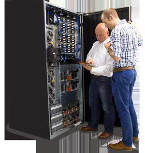 Votre data center est complexe – votre support IT ne doit pas nécessairement l'être