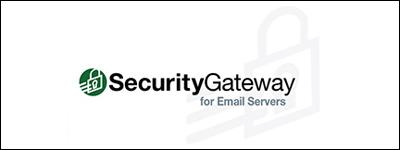 SecurityGateway pour les serveurs de messagerie
