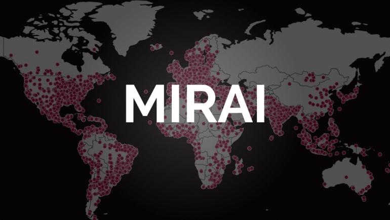Une nouvelle variante du logiciel malveillant Mirai exploite les mots de passe des dispositifs IoT faibles pour mener des attaques