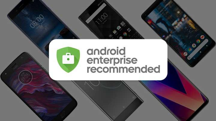 Où le service informatique peut-il obtenir des conseils d'expert pour la gestion d'Android dans l'entreprise?