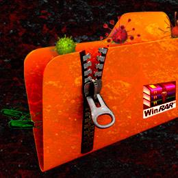 Protection contre les vulnérabilités WinRAR