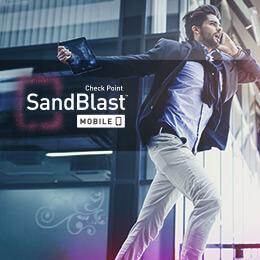 SandBlast Mobile bloque désormais les téléchargements d'applications malveillantes et empêche le vol d'informations d'identification